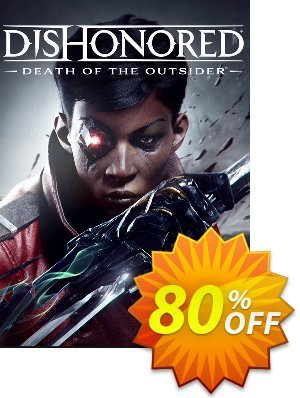 Dishonored: Death of the Outsider PC 優惠券,折扣碼 Dishonored: Death of the Outsider PC Deal,促銷代碼: Dishonored: Death of the Outsider PC Exclusive offer for iVoicesoft