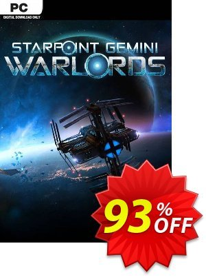 Starpoint Gemini Warlords PC 優惠券,折扣碼 Starpoint Gemini Warlords PC Deal,促銷代碼: Starpoint Gemini Warlords PC Exclusive offer for iVoicesoft