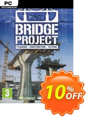 Bridge Project PC Coupon, discount Bridge Project PC Deal. Promotion: Bridge Project PC Exclusive offer for iVoicesoft