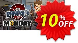 Randal's Monday PC 優惠券,折扣碼 Randal's Monday PC Deal,促銷代碼: Randal's Monday PC Exclusive offer for iVoicesoft