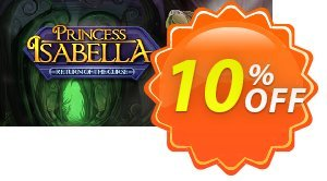 Princess Isabella Return of the Curse PC discount coupon Princess Isabella Return of the Curse PC Deal - Princess Isabella Return of the Curse PC Exclusive offer for iVoicesoft