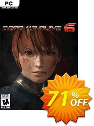 Dead or Alive 6 PC 프로모션 코드 Dead or Alive 6 PC Deal 프로모션: Dead or Alive 6 PC Exclusive offer for iVoicesoft