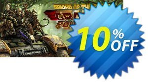 Ground Pounders PC 優惠券,折扣碼 Ground Pounders PC Deal,促銷代碼: Ground Pounders PC Exclusive offer for iVoicesoft