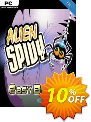 Alien Spidy Easy Breezy DLC PC 優惠券,折扣碼 Alien Spidy Easy Breezy DLC PC Deal,促銷代碼: Alien Spidy Easy Breezy DLC PC Exclusive offer for iVoicesoft