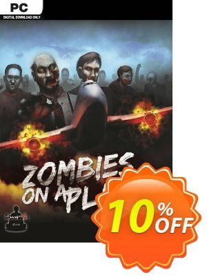 Zombies on a Plane PC discount coupon Zombies on a Plane PC Deal - Zombies on a Plane PC Exclusive offer for iVoicesoft
