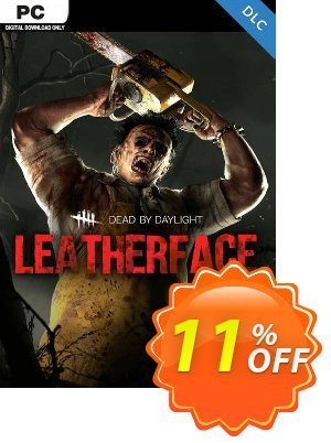 Dead by Daylight PC - Leatherface DLC discount coupon Dead by Daylight PC - Leatherface DLC Deal - Dead by Daylight PC - Leatherface DLC Exclusive offer for iVoicesoft