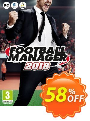 Football Manager (FM) 2018 PC/Mac discount coupon Football Manager (FM) 2020 PC/Mac Deal - Football Manager (FM) 2020 PC/Mac Exclusive offer for iVoicesoft