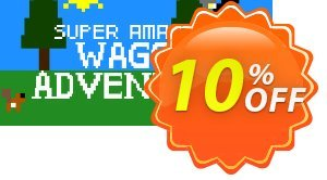 Super Amazing Wagon Adventure PC discount coupon Super Amazing Wagon Adventure PC Deal - Super Amazing Wagon Adventure PC Exclusive offer for iVoicesoft