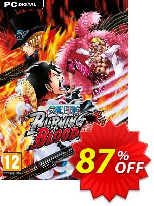 One Piece Burning Blood PC discount coupon One Piece Burning Blood PC Deal - One Piece Burning Blood PC Exclusive offer for iVoicesoft