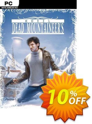 Dead Mountaineer's Hotel PC Coupon discount Dead Mountaineer's Hotel PC Deal. Promotion: Dead Mountaineer's Hotel PC Exclusive offer for iVoicesoft