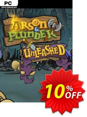 Arson and Plunder Unleashed PC Coupon discount Arson and Plunder Unleashed PC Deal. Promotion: Arson and Plunder Unleashed PC Exclusive offer for iVoicesoft