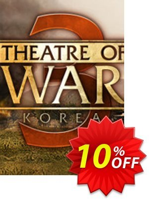 Theatre of War 3 Korea PC discount coupon Theatre of War 3 Korea PC Deal - Theatre of War 3 Korea PC Exclusive offer for iVoicesoft