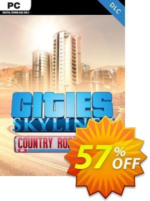 Cities Skylines - Country Road Radio DLC discount coupon Cities Skylines - Country Road Radio DLC Deal - Cities Skylines - Country Road Radio DLC Exclusive offer for iVoicesoft