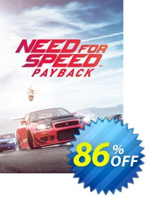 Need for Speed Payback PC Coupon discount Need for Speed Payback PC Deal - Need for Speed Payback PC Exclusive offer for iVoicesoft