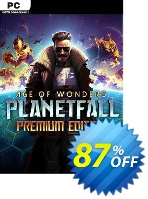 Age of Wonders Planetfall Premium Edition PC discount coupon Age of Wonders Planetfall Premium Edition PC Deal - Age of Wonders Planetfall Premium Edition PC Exclusive offer for iVoicesoft