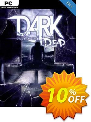 DARK Cult of the Dead DLC PC discount coupon DARK Cult of the Dead DLC PC Deal - DARK Cult of the Dead DLC PC Exclusive offer for iVoicesoft