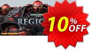 Warhammer 40000 Regicide PC discount coupon Warhammer 40000 Regicide PC Deal - Warhammer 40000 Regicide PC Exclusive offer for iVoicesoft