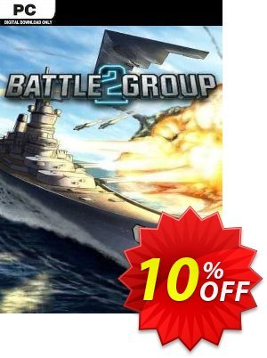 Battle Group 2 PC 優惠券,折扣碼 Battle Group 2 PC Deal,促銷代碼: Battle Group 2 PC Exclusive offer for iVoicesoft