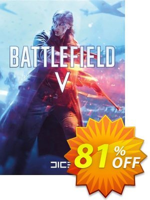 Battlefield V 5 PC 優惠券,折扣碼 Battlefield V 5 PC Deal,促銷代碼: Battlefield V 5 PC Exclusive offer for iVoicesoft