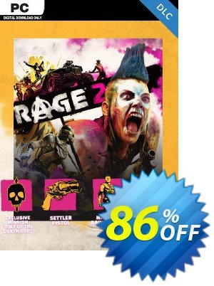 Rage 2 PC DLC (EMEA) Coupon discount Rage 2 PC DLC (EMEA) Deal - Rage 2 PC DLC (EMEA) Exclusive offer for iVoicesoft