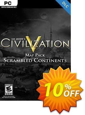 Civilization V Scrambled Continents Map Pack PC Coupon discount Civilization V Scrambled Continents Map Pack PC Deal. Promotion: Civilization V Scrambled Continents Map Pack PC Exclusive offer for iVoicesoft