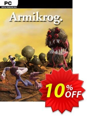 Armikrog PC Coupon discount Armikrog PC Deal. Promotion: Armikrog PC Exclusive offer for iVoicesoft