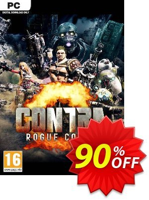 CONTRA: Rogue Corps PC discount coupon CONTRA: Rogue Corps PC Deal - CONTRA: Rogue Corps PC Exclusive offer for iVoicesoft
