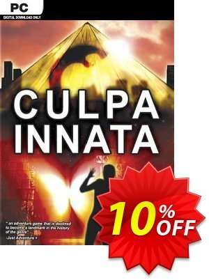 Culpa Innata PC Coupon, discount Culpa Innata PC Deal. Promotion: Culpa Innata PC Exclusive offer for iVoicesoft