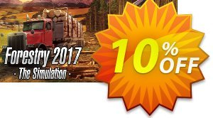 Forestry 2017 The Simulation PC Coupon discount Forestry 2017 The Simulation PC Deal - Forestry 2017 The Simulation PC Exclusive offer for iVoicesoft