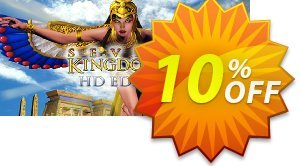 Seven Kingdoms 2 HD PC 프로모션 코드 Seven Kingdoms 2 HD PC Deal 프로모션: Seven Kingdoms 2 HD PC Exclusive offer for iVoicesoft