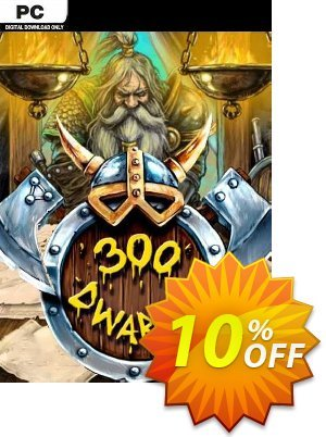 300 Dwarves PC Coupon discount 300 Dwarves PC Deal - 300 Dwarves PC Exclusive offer for iVoicesoft