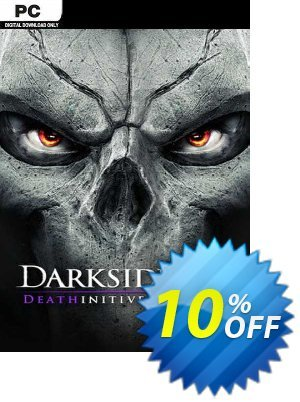 Darksiders II Deathinitive Edition PC Coupon discount Darksiders II Deathinitive Edition PC Deal. Promotion: Darksiders II Deathinitive Edition PC Exclusive offer for iVoicesoft
