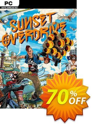 Sunset Overdrive PC Coupon discount Sunset Overdrive PC Deal. Promotion: Sunset Overdrive PC Exclusive offer for iVoicesoft
