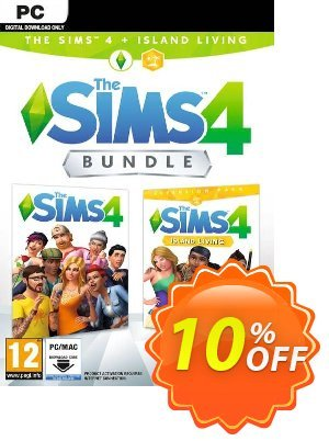 The Sims 4 + Island Living Bundle PC discount coupon The Sims 4 + Island Living Bundle PC Deal - The Sims 4 + Island Living Bundle PC Exclusive offer for iVoicesoft