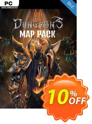 Dungeons Map Pack DLC PC discount coupon Dungeons Map Pack DLC PC Deal - Dungeons Map Pack DLC PC Exclusive offer for iVoicesoft