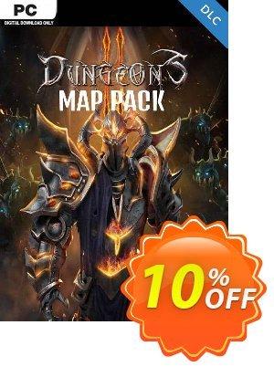 Dungeons Map Pack DLC PC 優惠券,折扣碼 Dungeons Map Pack DLC PC Deal,促銷代碼: Dungeons Map Pack DLC PC Exclusive offer for iVoicesoft