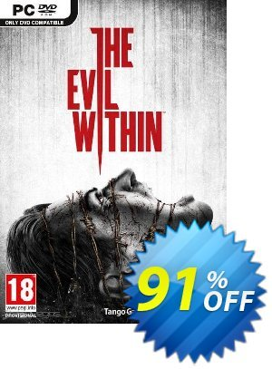 The Evil Within PC discount coupon The Evil Within PC Deal - The Evil Within PC Exclusive offer for iVoicesoft