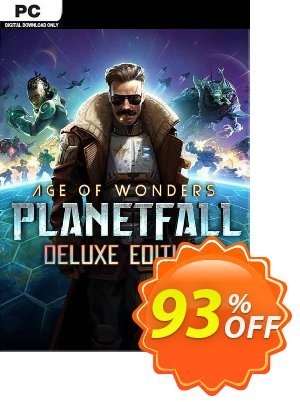 Age of Wonders Planetfall Deluxe Edition PC + DLC discount coupon Age of Wonders Planetfall Deluxe Edition PC + DLC Deal - Age of Wonders Planetfall Deluxe Edition PC + DLC Exclusive offer for iVoicesoft