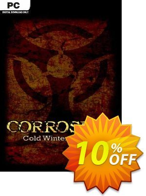 Corrosion Cold Winter Waiting [Enhanced Edition] PC Coupon discount Corrosion Cold Winter Waiting [Enhanced Edition] PC Deal. Promotion: Corrosion Cold Winter Waiting [Enhanced Edition] PC Exclusive offer for iVoicesoft
