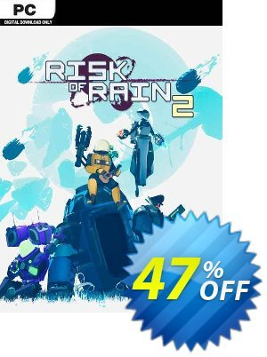 Risk of Rain 2 PC Coupon, discount Risk of Rain 2 PC Deal. Promotion: Risk of Rain 2 PC Exclusive offer for iVoicesoft