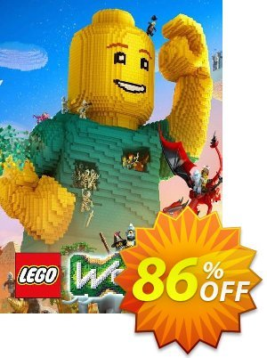 Lego Worlds PC + DLC 프로모션 코드 Lego Worlds PC + DLC Deal 프로모션: Lego Worlds PC + DLC Exclusive offer for iVoicesoft