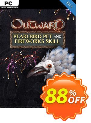 Outward PC Pearlbird Pet and Fireworks Skill DLC 프로모션 코드 Outward PC Pearlbird Pet and Fireworks Skill DLC Deal 프로모션: Outward PC Pearlbird Pet and Fireworks Skill DLC Exclusive offer for iVoicesoft
