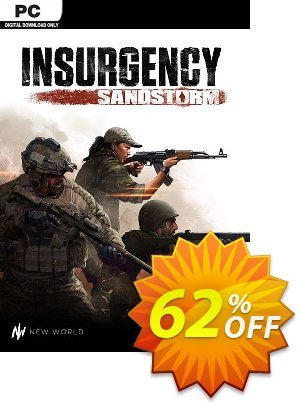Insurgency: Sandstorm PC Coupon discount Insurgency: Sandstorm PC Deal. Promotion: Insurgency: Sandstorm PC Exclusive offer for iVoicesoft