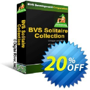 BVS Solitaire Collection Coupon, discount BVS Solitaire Collection Super offer code 2020. Promotion: Super offer code of BVS Solitaire Collection 2020