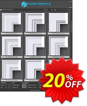K-studio Sweep Profile Mitered Door Drawer 1 Coupon, discount Sweep Profile Mitered Door Drawer 1 Amazing offer code 2021. Promotion: Amazing offer code of Sweep Profile Mitered Door Drawer 1 2021