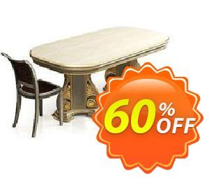 K-studio Classic table and chair Coupon, discount Spring Sale. Promotion: Best discounts code of Classic table and chair 2021
