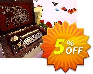 3PlaneSoft Valentine Musicbox 3D Screensaver 優惠券,折扣碼 3PlaneSoft Valentine Musicbox 3D Screensaver Coupon,促銷代碼: 3PlaneSoft Valentine Musicbox 3D Screensaver offer discount