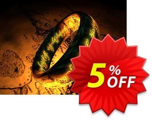 3PlaneSoft The One Ring 3D Screensaver discount coupon 3PlaneSoft The One Ring 3D Screensaver Coupon - 3PlaneSoft The One Ring 3D Screensaver offer discount