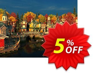 3PlaneSoft Fall Village 3D Screensaver discount coupon 3PlaneSoft Fall Village 3D Screensaver Coupon - 3PlaneSoft Fall Village 3D Screensaver offer discount