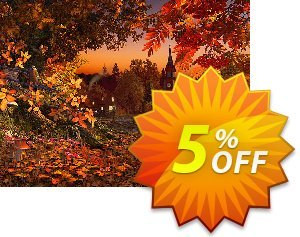 3PlaneSoft Autumn Wonderland 3D Screensaver discount coupon 3PlaneSoft Autumn Wonderland 3D Screensaver Coupon - 3PlaneSoft Autumn Wonderland 3D Screensaver offer discount
